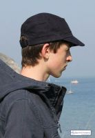 Breton Fisherman Hat (Navy Blue or Red Brick)