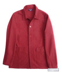 Red Brick French Chore Jacket