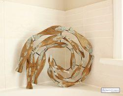 Fish Swirl Wall Art