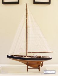 1930's American Sailing Yacht Model