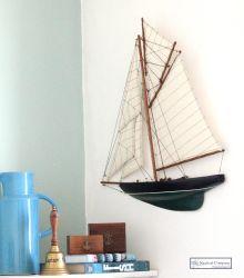 Half Hull Pen Duick Sailing Boat